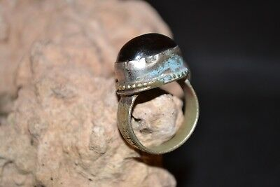 EXTREMELY Ancient VIKING BRONZE RING museum quality ARTIFACT Magnificent RING