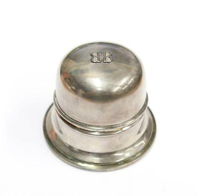 Birks regency dome ring box double B no dings or dents does not snap closed