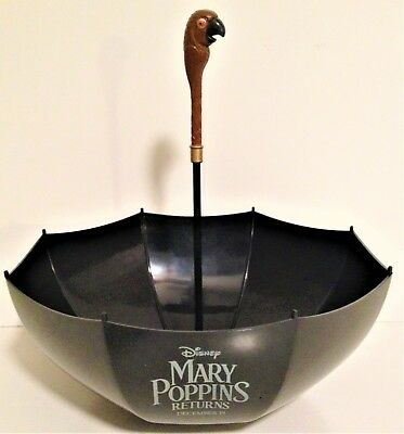 Disney Mary Poppins 2018 Movie Theater Exclusive 85 oz Popcorn Container