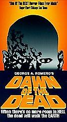 Dawn of the Dead [VHS], Acceptable VHS, Fred Baker, Daniel Dietrich, How, George