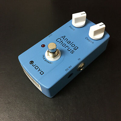 Joyo Analog Chorus Guitar Effects Pedal