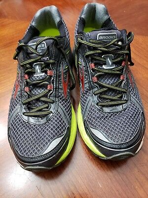 b759f287a43 Mens Brooks Adrenaline Gts 15 Running Shoes Size 10.5 Medium D Used