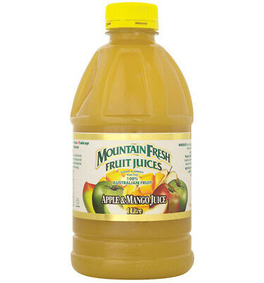 Mountain Fresh Apple Mango 1.5l x 6