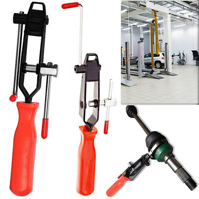 Car Automotive CV Joint Boot Clamp Removal Pliers Banding Crimper Cutting Tool