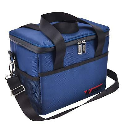 Insulated Cooler Bag Lunch Bag Collapsible for Picnic Hiking Outing Weekend US