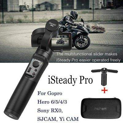 Hohem iSteady PRO Handheld 3Axis Gimbal Stabilizer F GoPro Hero 6/5/4/3 Sony RX0