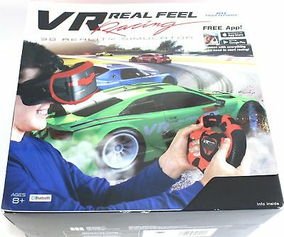 VR ENTERTAINMENT VR Real Feel Racing Mobile Gaming Bluetooth 3D Reality A6