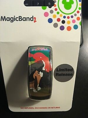 NEW Disney The Fox and the Hound Best Friends Magic Band 2