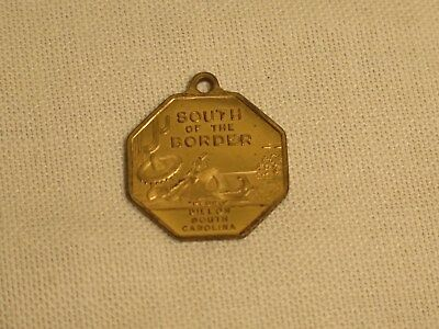 vintage South of the Border pendant