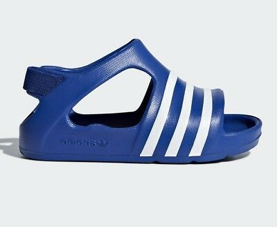 Brand New Genuine ADIDAS Adilette Play I Infant Slides / Sandals AUS Stock
