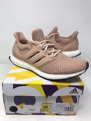a58bc0e20 NEW Adidas Ultra Boost 4.0 Women s Running Shoes Ash Pearl Retro BB6309  size 10