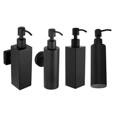 Baoblaze Bathroom Shower Lotion Conditioner Shampoo Liquid Soap Dispenser
