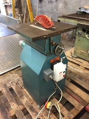 Zyto Table Saw 3ph