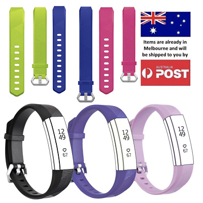 New Replacement Silicone Wrist Band Secure Buckle for Fitbit Ace Kids