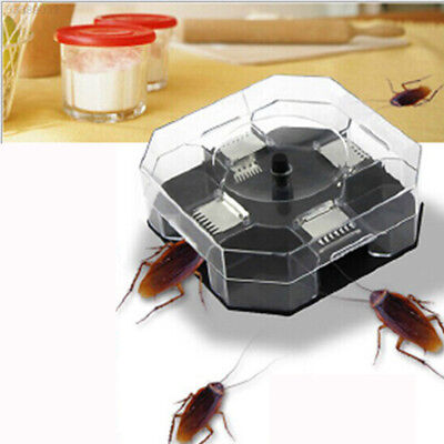 8104 Eco-Friendly Non-Toxic Cockroach Insect Roach Trapper Catcher Repeller Kit