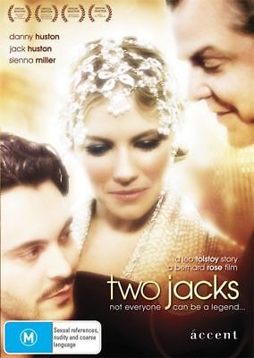 Two Jacks (DVD, 2013) REGION-ALL- NEW AND SEALED-FREE POST WITHIN AUSTRALIA