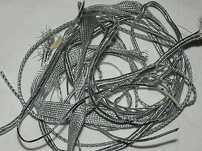 Silver Cords and Braids mixed pk