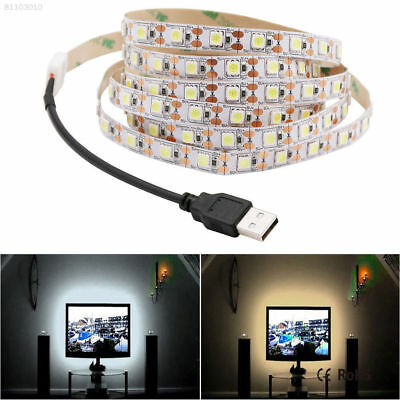 Impermeabile 5V USB Luci Striscia Led 2835 SMD 1M 2M 3M 5M Tv Retroilluminata