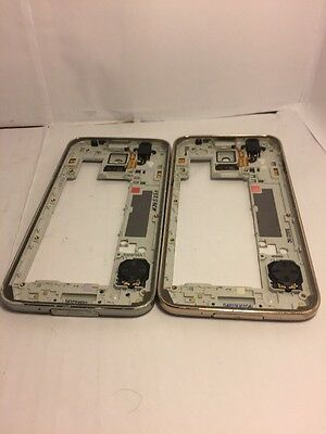 Genuine Original Samsung Galaxy S5 Chassis Bezel Mid Frame Housing G900F / I960