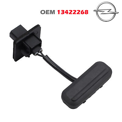 OE 13422268 Tailgate Boot Opening Trunk Switch For Vauxhall Opel Insignia Hatch