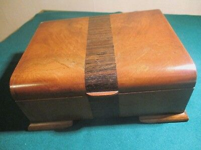 Art Deco style box - 1920's/30's   originally  card or cigarette box - many uses