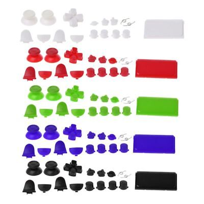 Full Sets Replacement Parts Buttons for PlayStation 4 PS4 PRO Controller JDS 040