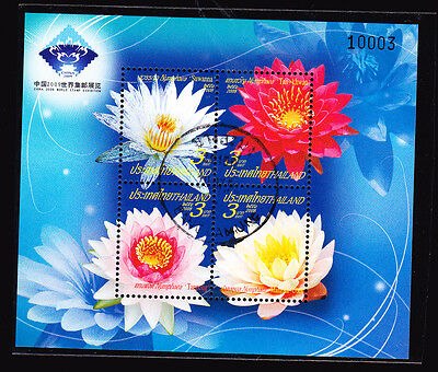 Thailand 2009 Used  S.S. CHINA 2009 overprinted on 2009 New Year (2)