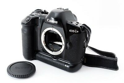 [Exc+++] Canon Eos 1N DP 35mm SLR Film Camera Body w/ Strap from Japan