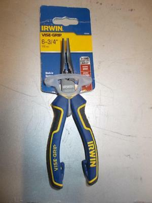 "IRWIN VISE-GRIP 6-3/4""/170mm BENT NOSE PLIERS 1950509 L@@K VISE-GRIP PLIERS"