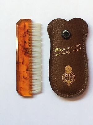 vintage Girls Brigade clothes brush