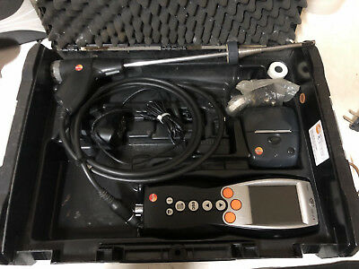 Testo 330-2 LL Flue Gas Analyser Combustion