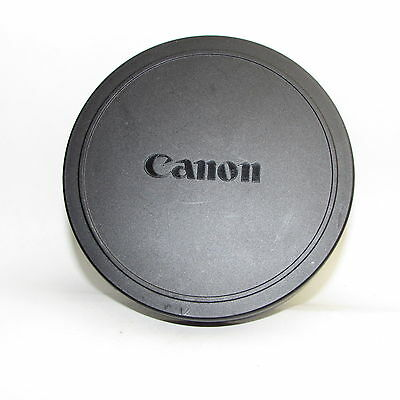 Canon 92mm ID Lens Front Cap Push on Slip on type S941041