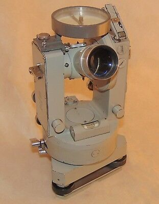 calibrated  PZO T30 Theodolite with Compass, Scale : 400gon + box