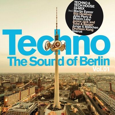 Various - TECHNO - THE SOUND OF BERLIN VOL.1