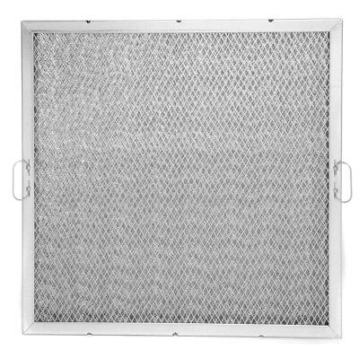 Commercial Kitchen Canopy Grease Filter Restaurant Mesh Filter 495x495x48mm