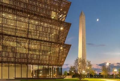 NMAAHC National Museum of African American History & Culture Tickets