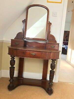 Antique Victorian Mahogany Duchess Dressing Table