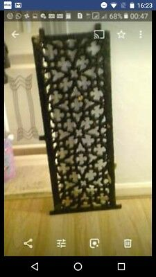Cast Iron Grill Early 1900 S