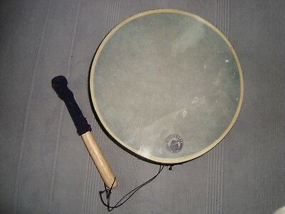 Small Hand Made Drum Shamanic with beater