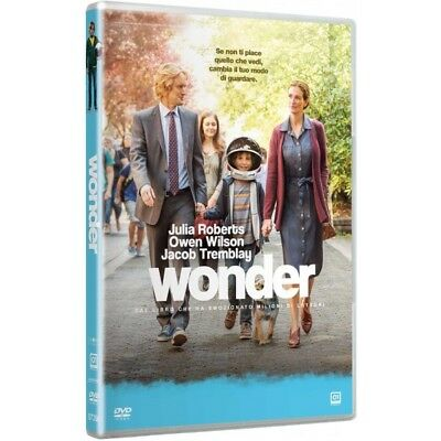 Wonder Film Dvd Nuovo Di Stephen Chbosky - 01 Distribution-419813