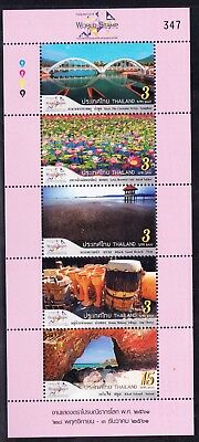 Thailand 2018  MNH souvenir sheet World Stamp Exhibition Special Issue