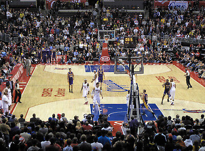 2 Denver Nuggets vs Los Angeles Clippers Tickets 12/22/18 - Aisle Seats!!!