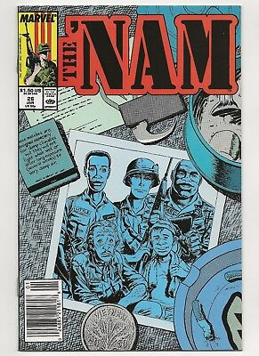 The 'Nam  #26  NM  Marvel (1989)   *Free Shipping*