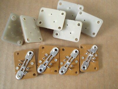 10 Ea TO3 - TO 3 Semiconductor Transitor Mounting Socket
