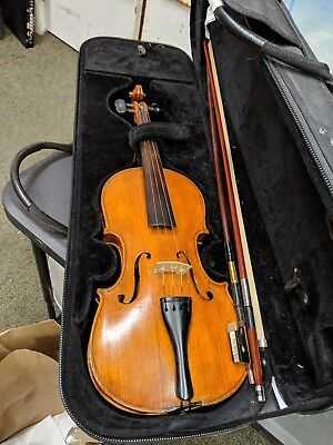 Violin in Case FOR PARTS OR REPAIR