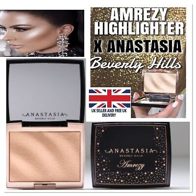Anastasia Beverly Hills x Amrezy Highlighter Highlight Glow New Limited Edition