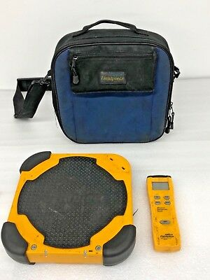 Fieldpiece wireless HVAC refrigerant scale SRS2 with remote and case