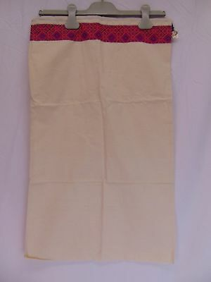 """NEW TORY BURCH DUST BAG FOR SHOES BOOTS BOOTIES OR CLUTCH PURSE 17 x 27.5"""""""