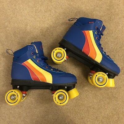 SPR Rio roller skates Uk Size 7 Nearly New Excellent Condition