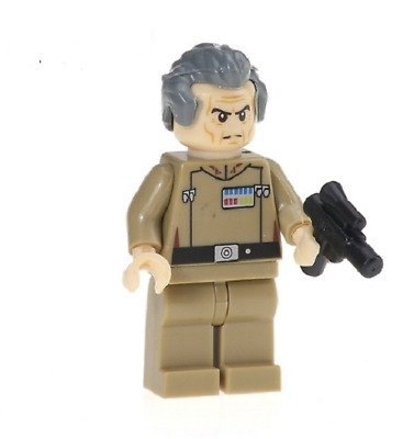 Mini Figurine NEW Fits  Star Wars  Moff Tarkin